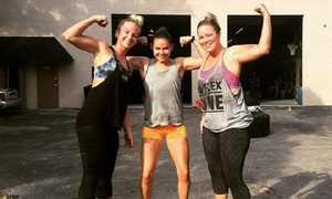 Strength Camp: Two Weeks of Fitness and Conditioning Classes at Strength Camp (74% Off)