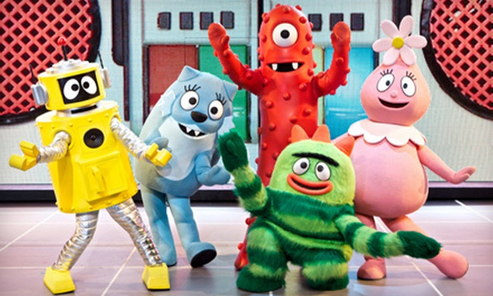 "Yo Gabba Gabba! Live: Get The Sillies Out! - Central Business District: ""Yo Gabba Gabba! Live: Get the Sillies Out!"" at Paramount Theatre on March 1 or 2 (Up to $13.25 Off)"