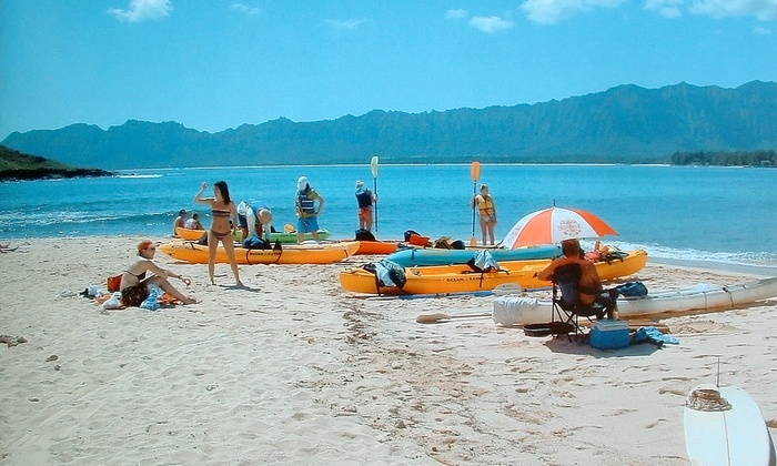 Twogood Kayaks - Kailua: Guided Kayak Tour with Snorkeling and Lunch or Kayak Rental for One or Two from Twogood Kayaks (Up to 47% Off)