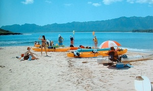 Twogood Kayaks: Guided Kayak Tour with Snorkeling and Lunch or Kayak Rental for One or Two from Twogood Kayaks (Up to 40% Off)