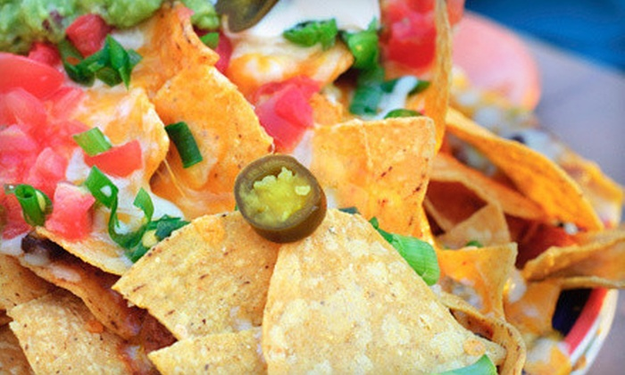 Calico Jack's Cantina - Glendale: Tex-Mex Food and Drinks for Two or Four at Calico Jack's Cantina (Half Off)