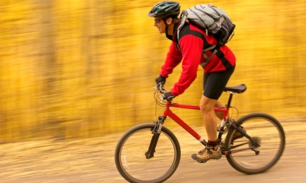 Season Pass or Three-Night Mountain-Biking Adventure from Back Country Excursions (Up to 45% Off)