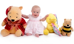 Koosh Photography: One-Hour Family Photoshoot With 11 Prints for £9 at Koosh Photography (92% Off)