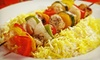 The Pomegranate - Harris Hill: Persian Cuisine at The Pomegranate (Up to 56% Off). Two Options Available.