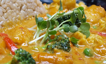 $11 for $20 Worth of Curries and International Food at World Curry