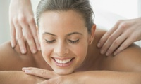 30-Minute Back, Neck and Shoulder Massage with Optional 30-Minute Facial at Natalies Beauty