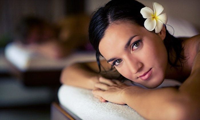 Pure SKN - Lofts on 9: $109 for a Couples or Friends Massage and Facial at Pure SKN ($270 Value)