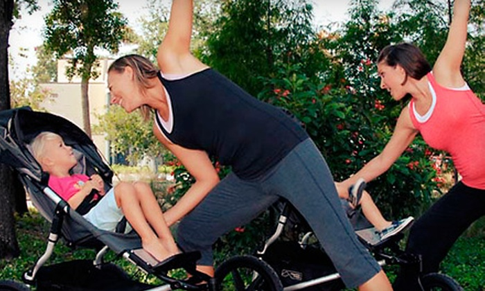 Baby Boot Camp - Multiple Locations: Two Weeks or One Month of Unlimited Stroller-Based Fitness Classes from Baby Boot Camp (Up to 67% Off)