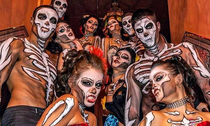 Dance with the Dead Halloween Bash & Costume Party - Multiple Locations: Dance with the Dead Halloween Bash & Costume Party on Saturday, October 31, 2015 at 8 p.m.