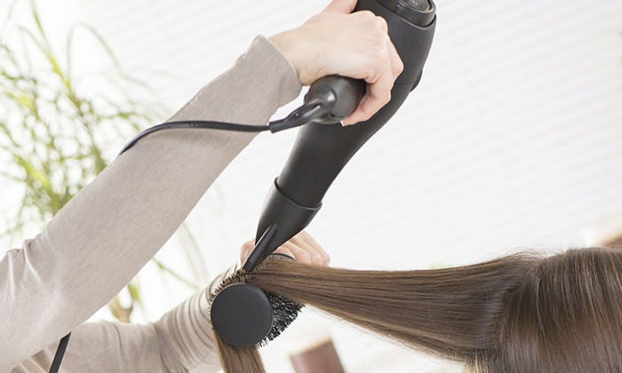 Tangles Salon - Pasadena: One or Two New York Deluxe Blow-Dries at Tangles Salon (46% Off)