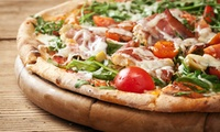 Two-Course Italian Meal for Two or Four with Optional Glass of Wine at Rufus Pucci Pizza (Up to 50 Off)