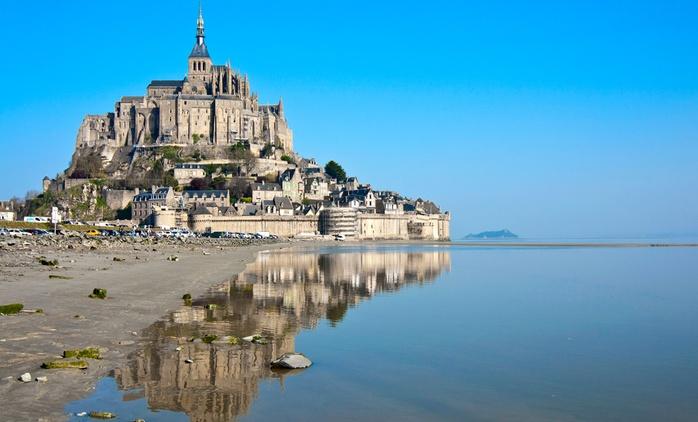 Proche Mont-Saint-Michel : 1 à 2 nuits pour 2 pers avec petit-déjeuner, dîner en option, à l'INTER-HOTEL Les 4 Salines