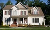 A Plus Power Wash Inc - Indian Trail: Power Washing for a One- or Two-Story House from A Plus Power Washing (Up to 53% Off). Four Options Available.