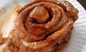 Gil's Broiler & Manske Roll Bakery: $13 for $20 Worth of Burgers and Cinnamon Rolls at Gil's Broiler & Manske Roll Bakery