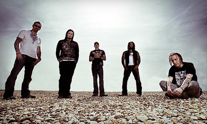 Sevendust - Historic Ybor: $10 to See Sevendust at The Cuban Club on Saturday, November 24, at 8 p.m. (Up to $19.45 Value)