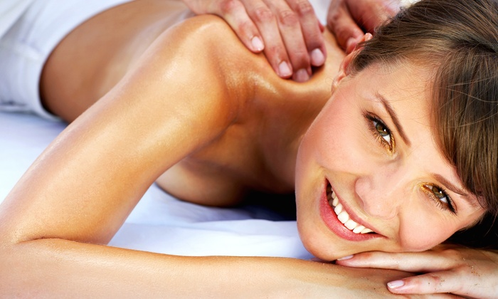 Ashton Strader at Beauty Escape Salon and Day Spa - Downtown Georgetown: Swedish Massages from Ashton Strader at Beauty Escape Salon and Day Spa (Up to 64% Off). Three Options Available.