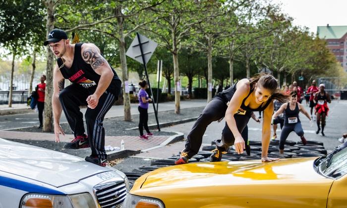 City Challenge Race : $69 for 5K Urban Obstacle Course at Sun Life Stadium on October 4 from City Challenge Race ($100 Value)