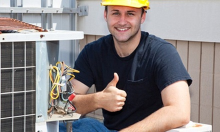 $49 for $129 Worth of AC/Tune Up  at Ebner Heating & Cooling