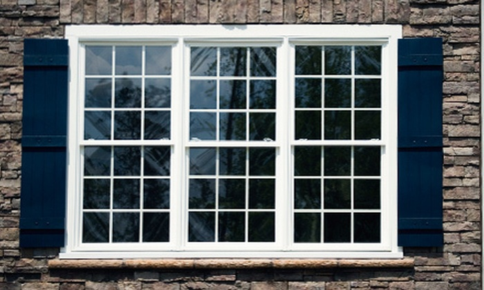 Salmon Bay Window Cleaning - Cougar Mountain: 15 or 25 Windowpanes Washed or Two Hours of Pressure Washing from Salmon Bay Window Cleaning (Up to 53% Off)