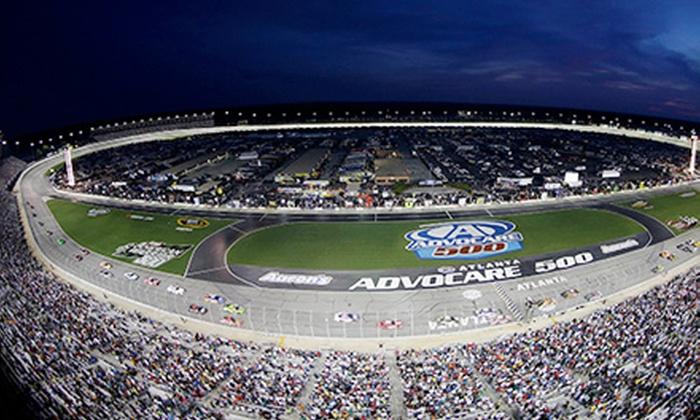 Atlanta Motor Speedway In Hampton Ga Groupon