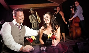 Up to 74% Off Jazz Experience at Martini Blu  at Martini Blu, plus 6.0% Cash Back from Ebates.