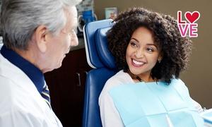 DR PIERO MAMBELLA: Visita, pulizia con smacchiamento Air Flow e otturazione dentale per una o 2 persone (sconto fino a 81%)