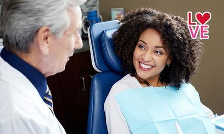 Pulizia e otturazione dentale a 19,90€euro