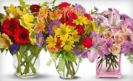 $55 Groupon for Flowers - Family Florist in Deer Park