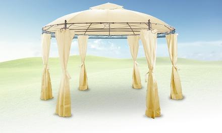 garten pavillon toscana groupon goods. Black Bedroom Furniture Sets. Home Design Ideas