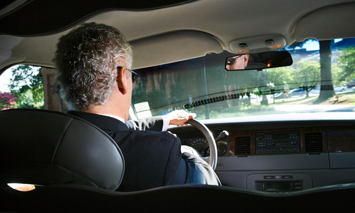 Chauffeurs Unlimited - Chelsea: $39 for Three Hours of Chauffeur Service from Chauffeurs Unlimited ($82.50 Value)