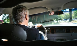 Chauffeurs Unlimited: $39 for Three Hours of Chauffeur Service from Chauffeurs Unlimited ($82.50 Value)