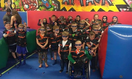 One-Hour Nerf Session for Up to 20 at Ormskirk Nerf Arena