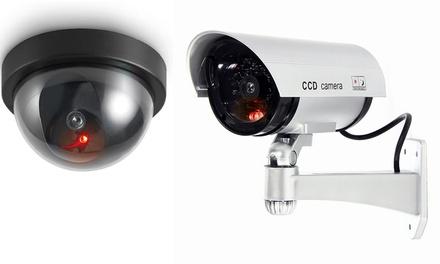 camera de surveillance factice groupon shopping. Black Bedroom Furniture Sets. Home Design Ideas