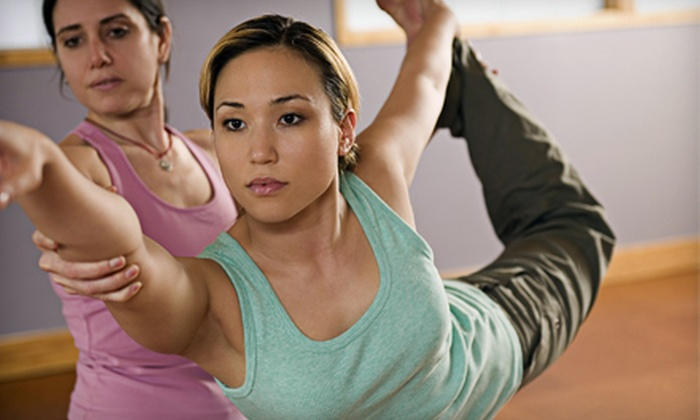 Bikram Yoga Plainfield - Plainfield: $49 for Two Months of Classes at Bikram Yoga Plainfield ($155 Value)