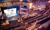 Brew & View at the Vic - North Side: $7 for a Movie and Popcorn for Two at Brew & View ($14 Value)