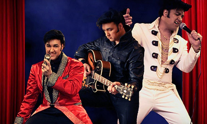 """Darren Lee's """"This is Elvis"""" - North Arm South: $28 for Two to See Darren Lee's """"This is Elvis"""" at Starlight Casino on January 13 at 7 p.m. (Up to $66 Value)"""