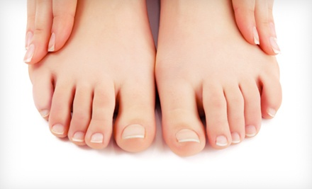 Laser Toenail-Fungus Removal on One or Both Feet from Dr. Nahid Birjandi (Up to 74% Off)