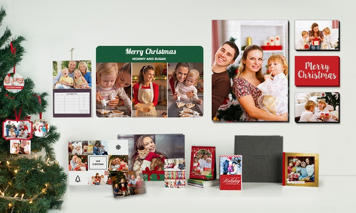 Photobook Canada: Customized Photo Products from Photobook Canada (Up to 72% Off)