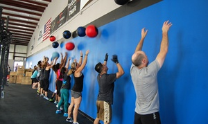 832 CrossFit at Grind House Fitness: Eight Fundamental CrossFit Classes with Optional One Month of Unlimited Classes at 832 CrossFit (Up to 58% Off)