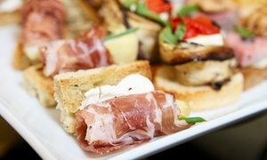 Mercado: Spanish Tapas with Olives, Bread and Wine or Sangria at Mercado (66% Off)