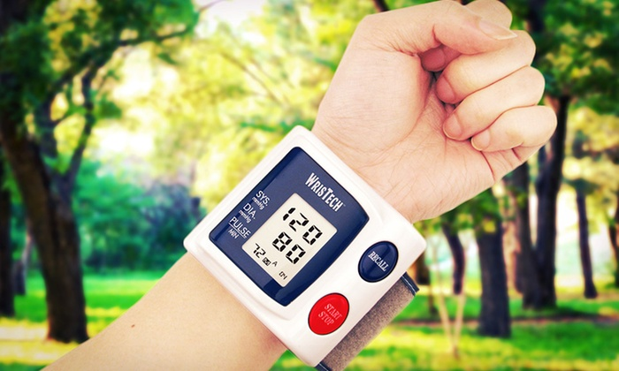 Talking Blood Pressure Monitor: $23.99 for a North American Healthcare Talking Blood Pressure Monitor ($39.95 List Price). Free Shipping.