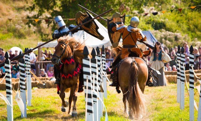 Washington Midsummer Renaissance Faire - Kelley Farm: All-Day Adult or Family Admission (Up to 58% Off). Four Options Available.