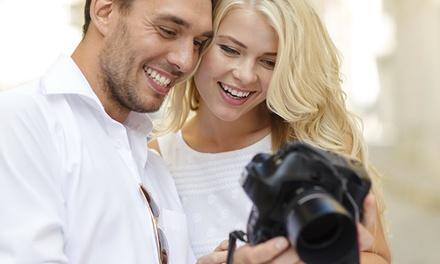 Tour fotográfico romántico para pareja en Granada con CD de 50 imágenes y fotos impresas desde 29,95 € en Fotografíate