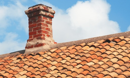 Chimney Cleaning from AAA Chimney Cleaning (80% Off)