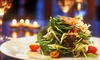 Brentwood Bay Resort Dining Room - Brentwood Bay, BC: Tasting Dinner for Two or Four at Brentwood Bay Resort Dining Room (Up to 46% Off). Two Menus Available.