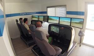 Stage de simulateur de vol Les Milles