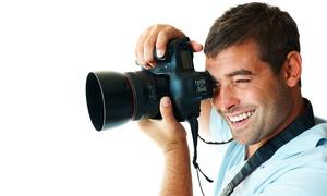 Fotobox: 3 Std. Foto-Workshop nach Wahl für ein oder zwei Personen bei Fotobox (77% sparen*)