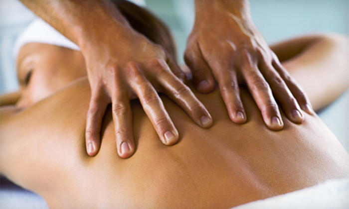 Brett Hamm at DSI Massage - Central Business District: One or Three 60-Minute Massages from Brett Hamm at DSI Massage (Up to 59% Off)
