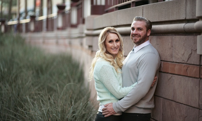 Ethan Beazley Photography - Phoenix: $150 for a 60-Minute Engagement Photoshoot from Ethan Beazley Photography ($250 Value)
