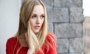 Hair by Lina: Haircut Package with Optional Organic Color at Hair by Lina (Up to 51% Off)